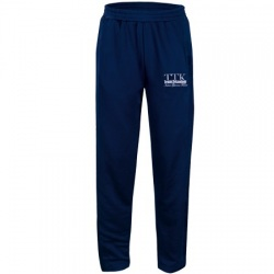 Fleece Pants Women Blue