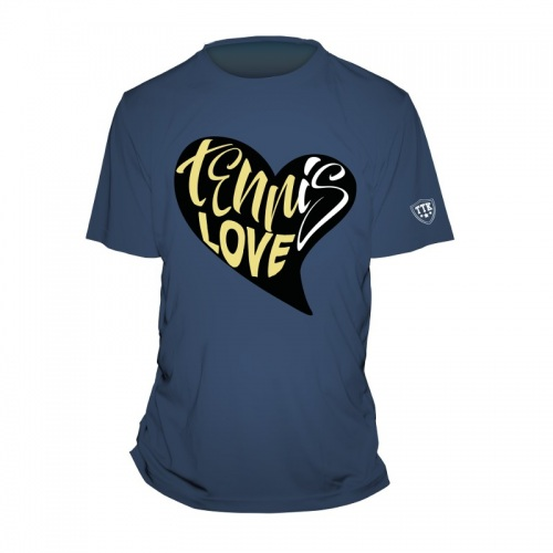 T-shirt Love Denim