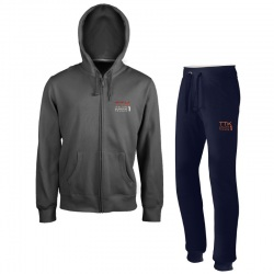 Fleece Zen Hoodie and Pants