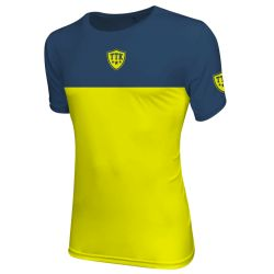 Maglia Iridium 2 Color - Blue LIme