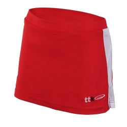 Falda Junior Girl Fire Red
